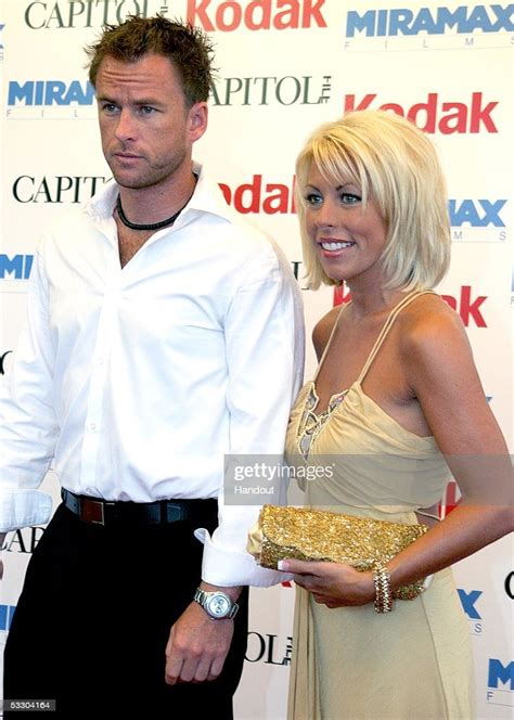 Actor Max Martini and Actress Kim Restell attend the
