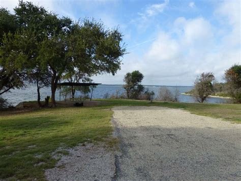 Lake Whitney State Park Campsites with Electricity — Texas