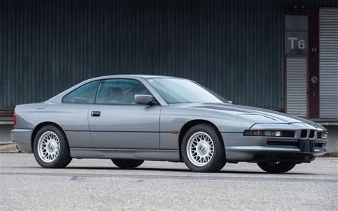 1990 BMW 8 Series Coupe (US) - Wallpapers and HD Images