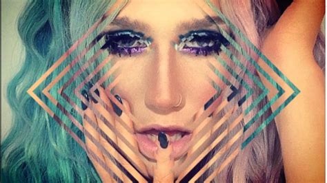 Timber only Kesha - YouTube