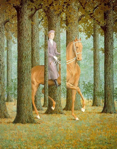 Carte Blanche by René Magritte, 1965 : Heavymind