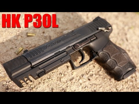 HK P30 9mm Review - YouTube