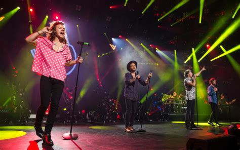 One Direction, Roundhouse, Apple Music Festival, review