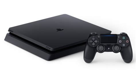 Console Playstation 4 Slim (1 To) - PS4 - Console Occasion