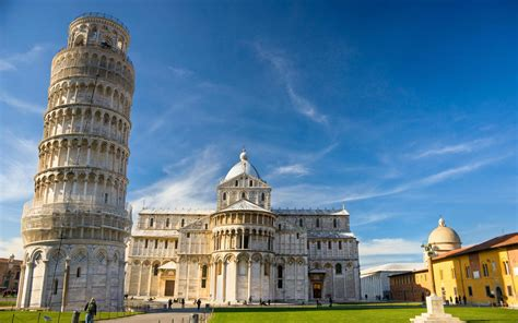 Pisa - Town in Italy - Thousand Wonders