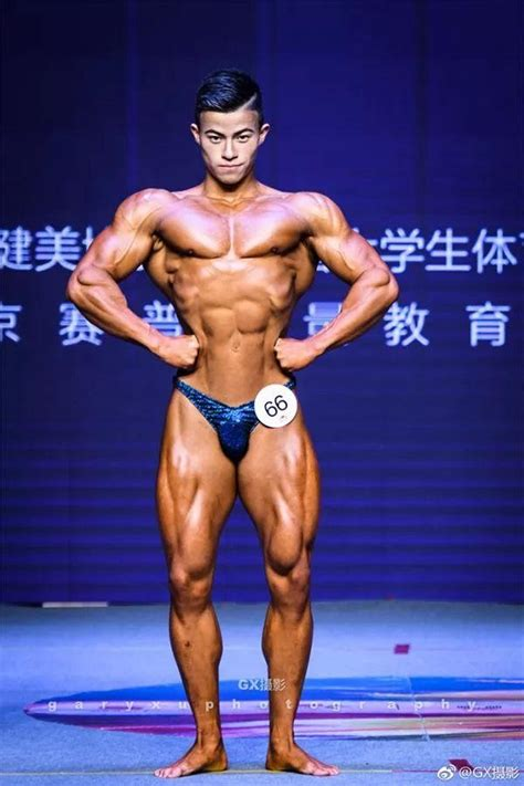 70 Egg whites per day: Chinese bodybuilder reveals his