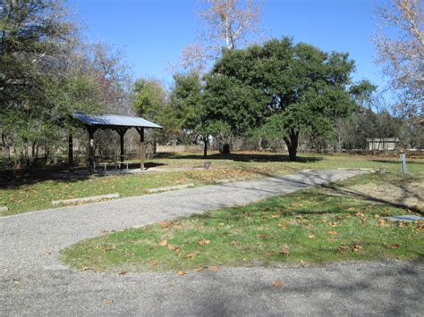 Blanco State Park Campsites with Electricity — Texas Parks
