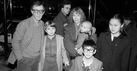 Moses Farrow Defends Woody Allen, and His Family Pushes