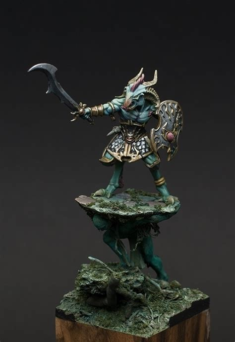 """Tzaangor by Peter """"Baphomet"""" Toth · Putty&Paint"""