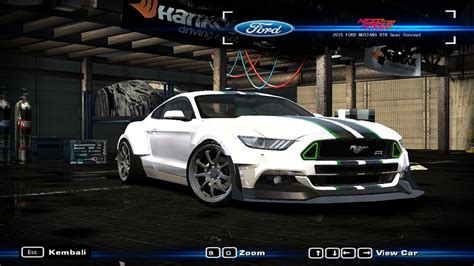 2015 Ford Mustang RTR - Need For Speed Payback Edition by