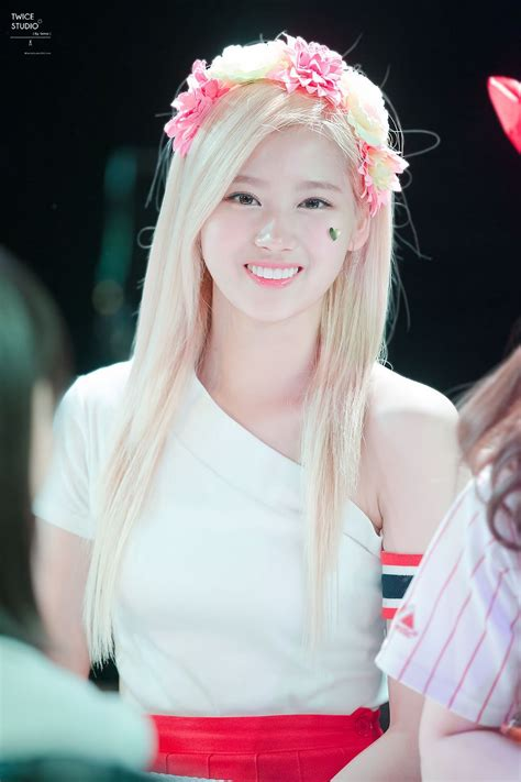 These 26 hi-res photos of TWICE's Sana prove she's the
