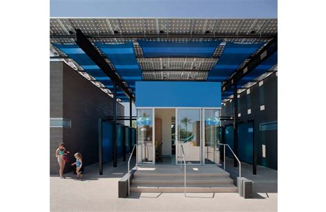 Maryvale Community Center Pool House - Architizer
