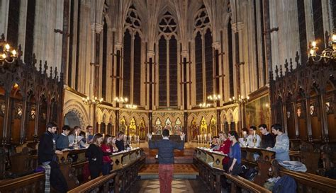 Chapel - Exeter College