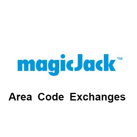 magicJack Area Codes & Exchanges // TheVoIPHub™
