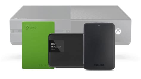 Best External Hard Drive for the Xbox One | Type 2 Gaming