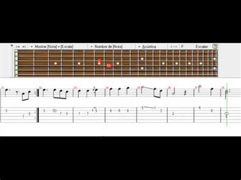 Pirates Of the Caribbean Tab-Guitar pro 5