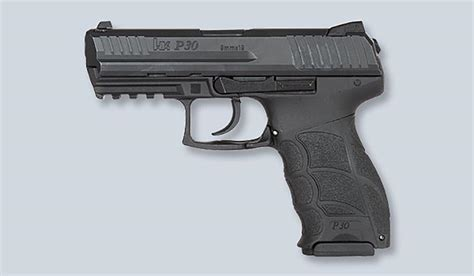 Gun Review: H&K P30 9mm [Updated 2018] - The Truth About Guns