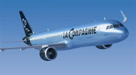 La Compagnie to offer fully flat seats on new A321 neos