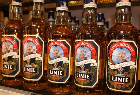 Linie Aquavit – Crossing the Equator for 200 Years