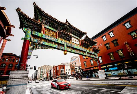 The story of how DC's Friendship Archway in Chinatown came