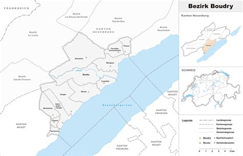 Boudry District - Wikipedia