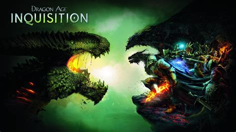 Dragon Age Inquisition Game Wallpapers | HD Wallpapers