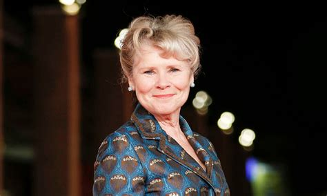Imelda Staunton won't star in The Crown any time soon