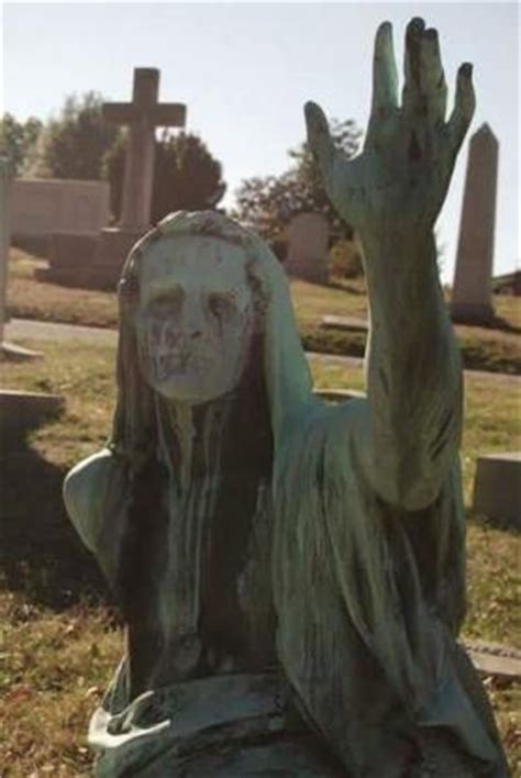 These statues might not be alive -- but they will