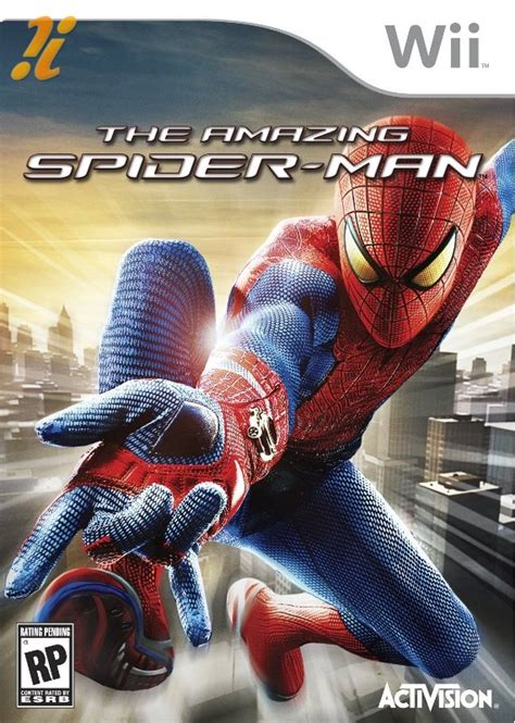 telecharger The Amazing Spiderman WII Telecharger jeux pc