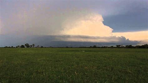 Super-frequent lightning from Darwin supercell