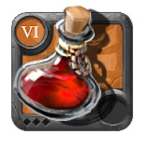 Major Healing Potion — Loot and prices — Albion Online 2D