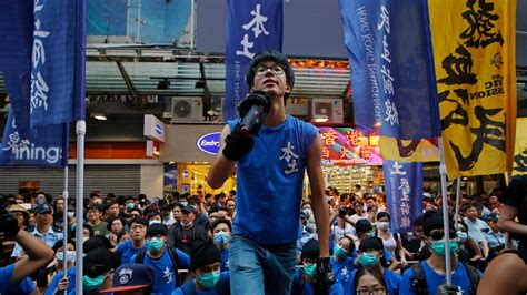 Opinion | The Death of Hong Kong as We Know It? - The New