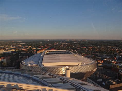 SkyView and the Stockholm Globe Arena - Swedentips