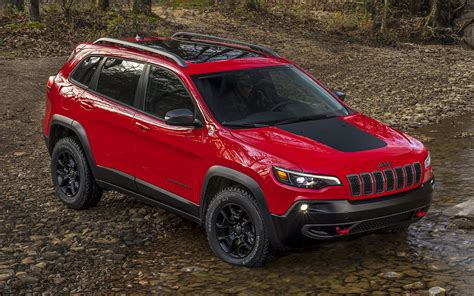 2018 Jeep Cherokee Trailhawk - Wallpapers and HD Images
