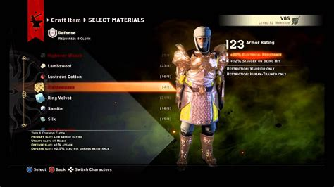 Dragon Age: Inquisition - Orlesian Army Warrior, Stunning