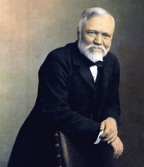 Career Advice From Andrew Carnegie: How to Hustle | The