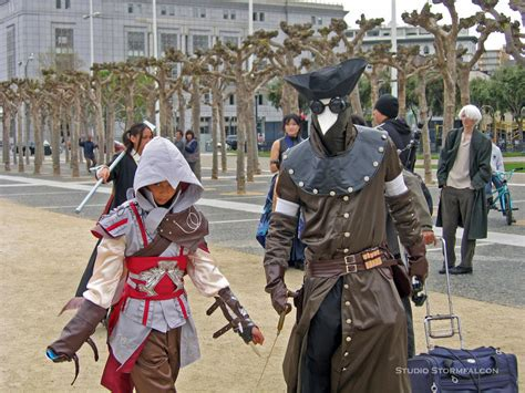 Assassin and Plague Doctor 1 by Stormfalcon on DeviantArt