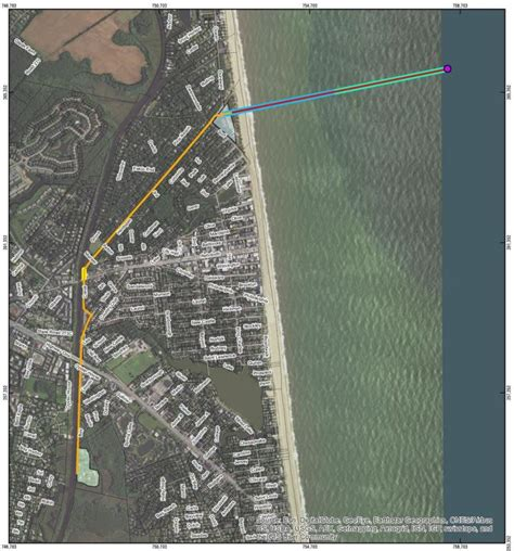Rehoboth wastewater outfall up and running | Cape Gazette