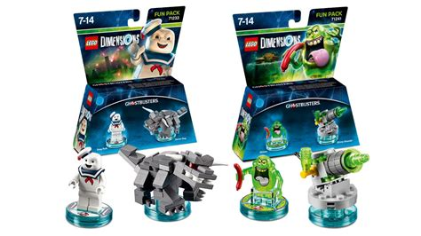 LEGO Dimensions Ghostbusters sets revealed! - YouTube