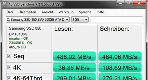 AS SSD Benchmark Download