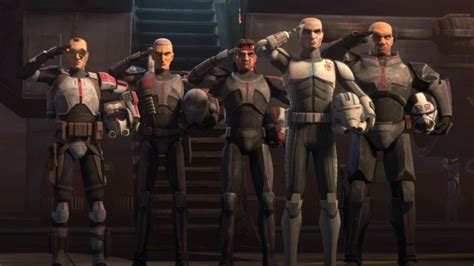 Star Wars: The Clone Wars spinoff series 'The Bad Batch