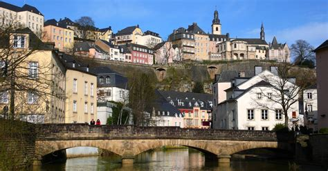 City of Luxembourg: its Old Quarters and Fortifications