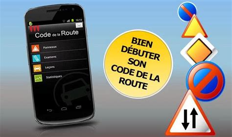 Code de la Route - Android Phone Applications Android Phone