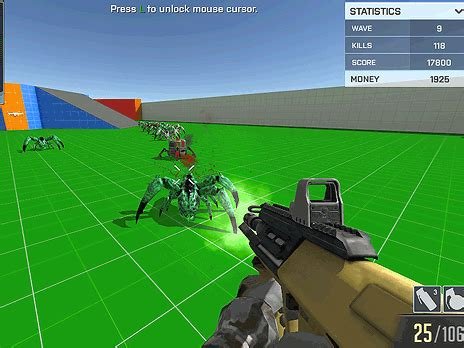 Play Spiders Arena 2 game online - Y8