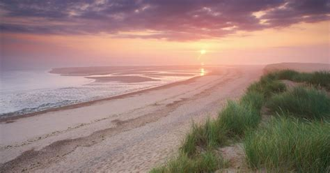 North Norfolk coast is just the job for all the family