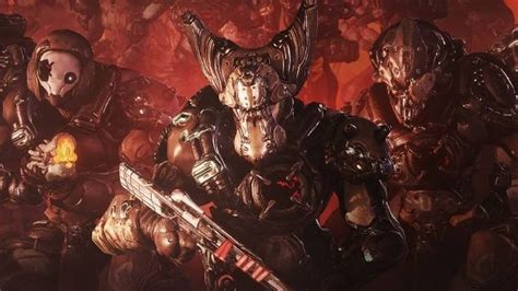 Warframe's Old Blood update adds a personal nemesis that