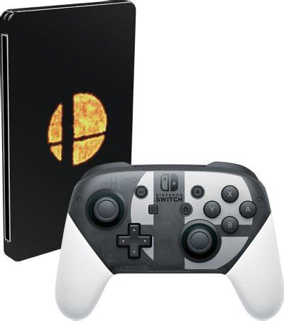 Nintendo Switch Pro Controller : une manette collector
