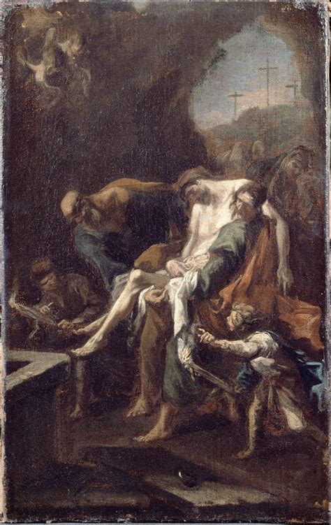 File:Magnasco, Alessandro - The Entombment of Christ