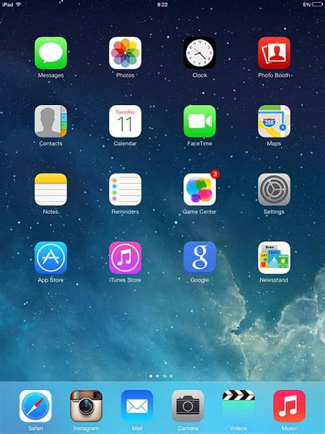 Show us your iPad Mini Lock and Home screen: - Page 8
