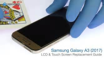 Samsung Galaxy A3 (2017) LCD & Touch Screen Replacement